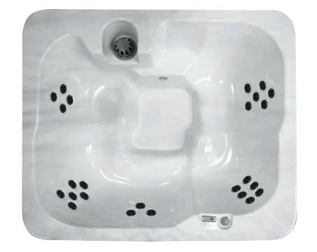 Arctic Spas Timberwolf 25 Hot Tub